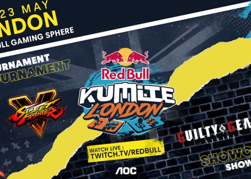 Red Bull Kumite London